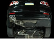 2006-2009 VW Rabbit 2.5L / Cat Back Exhaust / Track / Resonated (SKU: Rabbit-3010-22020)