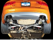 2013-2017 Audi S5 B8.5 / 3.0L Turbo / Cat Back Exhaust / Touring / Resonated / Silver Tips 90mm (SKU: AWE-3015-42028)