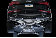 2018-2019 Audi SQ5 B9 / 3.0L Turbo / Cat Back Exhaust / Touring / Resonated / No Tips - Turn Downs (SKU: AWE-3015-31016)