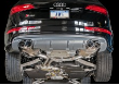 2014-2017 Audi SQ5 8R / 3.0L Turbo / Cat Back Exhaust / Touring / Non-Resonated / Black Tips 102mm (SKU: AWE-3015-43056)