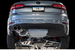2016-2018 VW Jetta 1.4 T / MK6 / Cat Back Exhaust / Track / Resonated / Silver Tips (SKU: AWE-3020-22032)