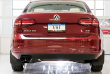 2014-2018 VW Jetta 1.8 T / MK6 / Cat Back Exhaust / Track / Resonated / Black Tips (SKU: AWE-1.8L-3020-23028)