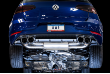 2018-2019 VW Golf R 2.0L Turbo / MK7.5 / SwitchPath Exhaust / Non-Resonated / Silver Tips 102mm (SKU: AWE-3025-42048)